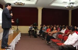 Director del INALI, Javier López Sánchez, impartió conferencia magistral