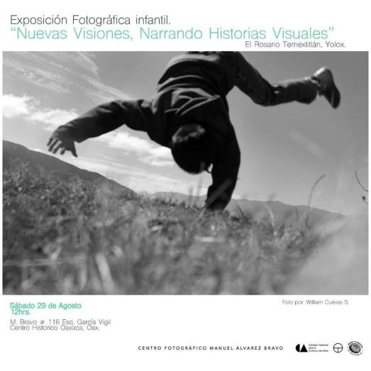 Exposición fotográfica infantil por @Centro Fotográfico Manuel Álvarez Bravo
