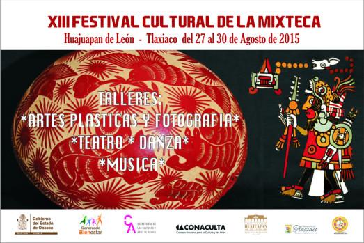 Festival de la cultura Mixteca