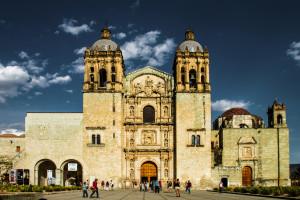 Oaxaca, Santo Domingo por no rain corp