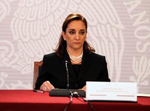 Claudia Ruiz Massieu SRE