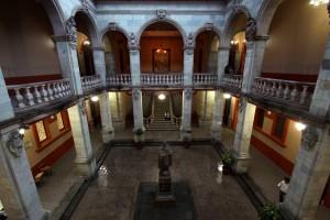 Edificio Central de Derecho