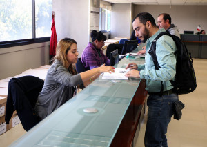 Atención al público en oficinas de pasaporte de la SRE