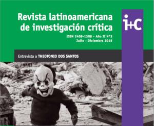 Revista latinoamericana de investigación crítica 3