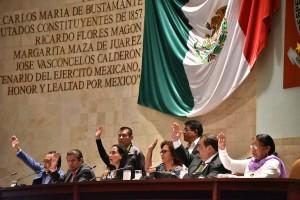 Congreso de Oaxaca/Octubre 2015