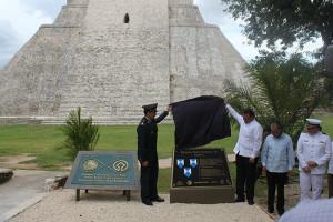 Sitios arqueológicos bajo protección de UNESCO