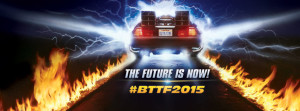 Fuente: FB Back to the Future Trilogy