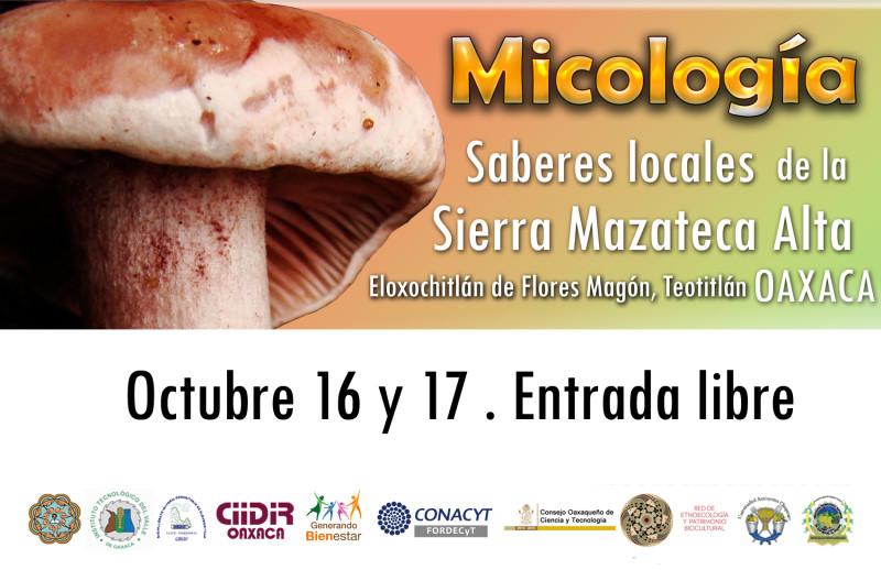 micología cartel