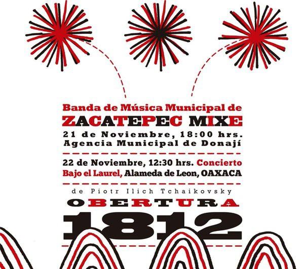 Concierto Banda Zacatepec Mixe