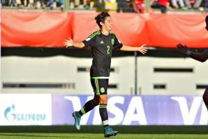 Diego Cortés @seleccion nacional de mexico