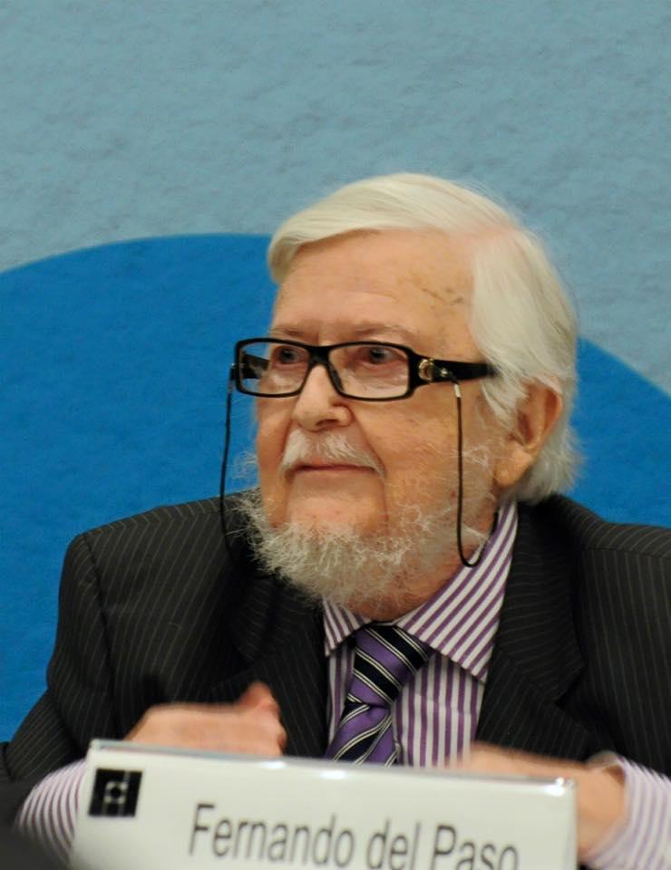 Fernando del Paso @Conaculta