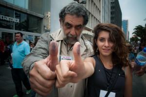 Participacion política por @eneas de troya