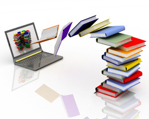 Fuente: https://laestanteriadenuria.files.wordpress.com/2013/11/bigstock_books_fly_into_your_laptop_17224229.jpg