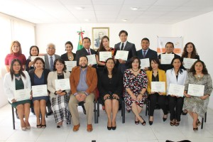Facilitadores certificados