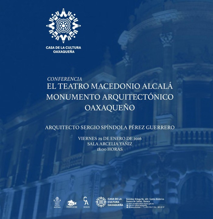 Conferencia Macedonio Alacal