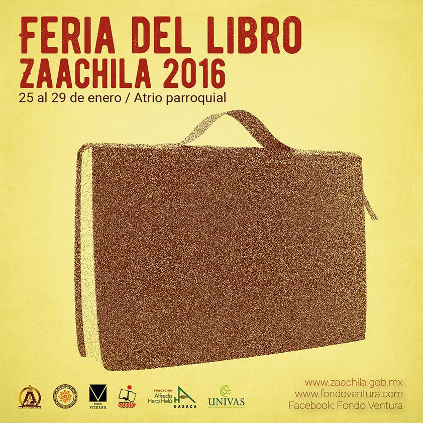 Feria del Libro Zaachila