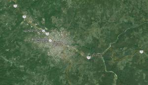 Pinotepa Nacional Map