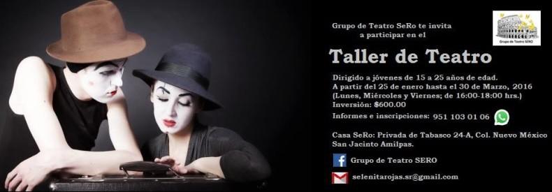 Taller de Teatro Grupo de Teatro SERO
