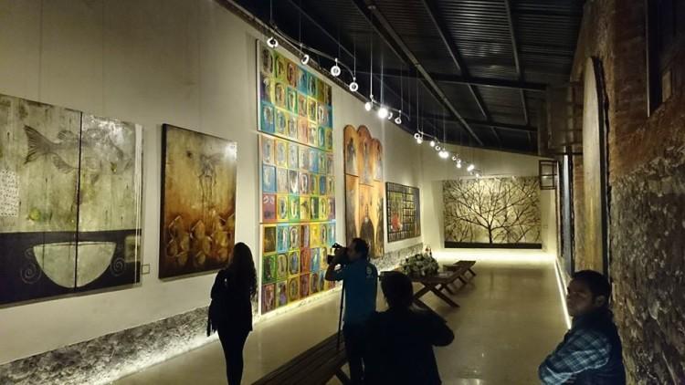 Exposición Amador Montes