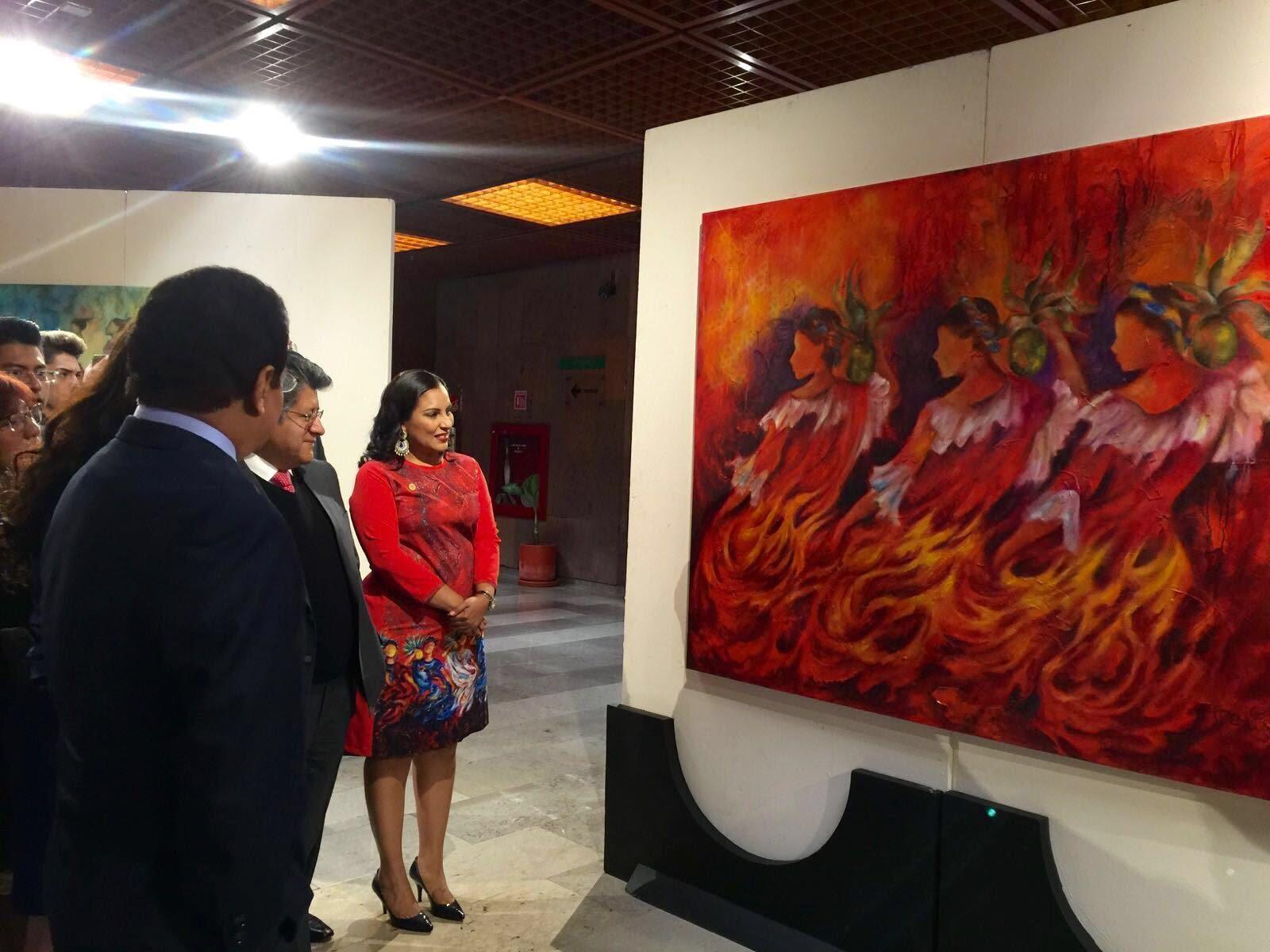 Exposición Doris Arellano 4