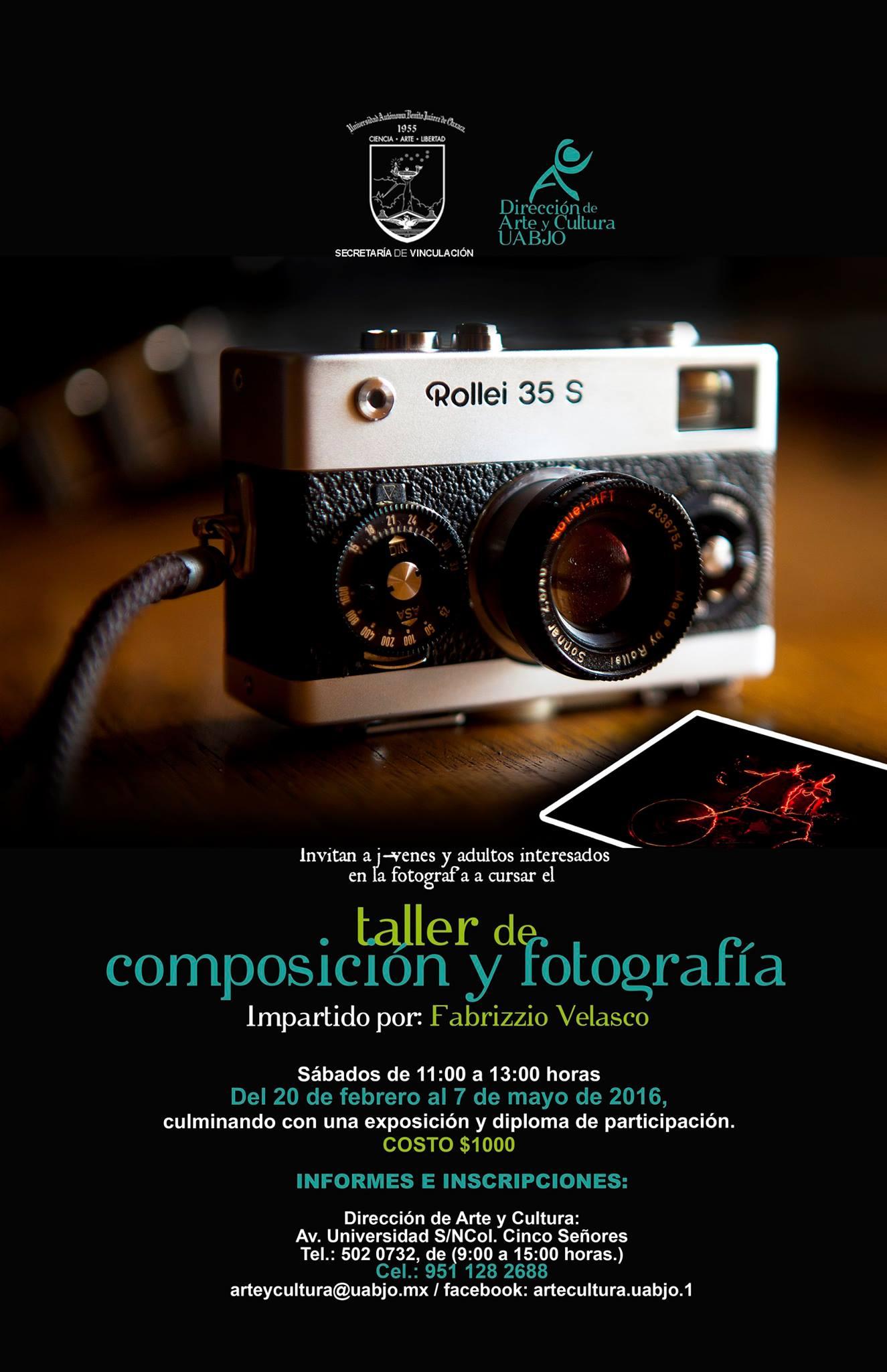 Taller de composición y fotografía