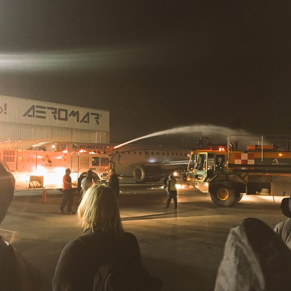 Aeromexico @adantapia