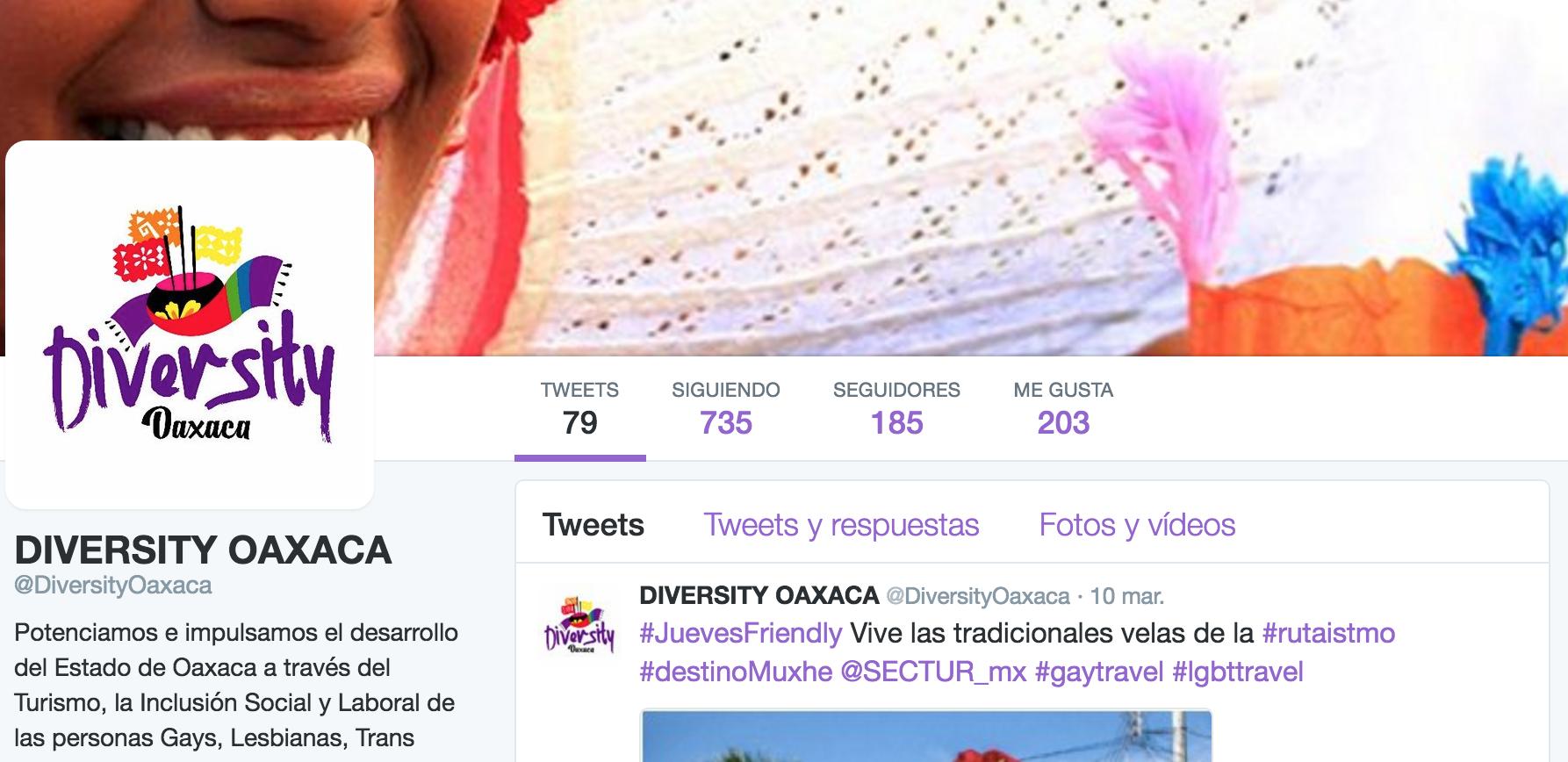 Diversity Oaxaca