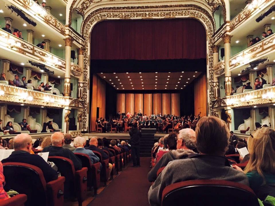 orquesta sinfónica de Oaxaca por @Sinfónica de Oaxaca
