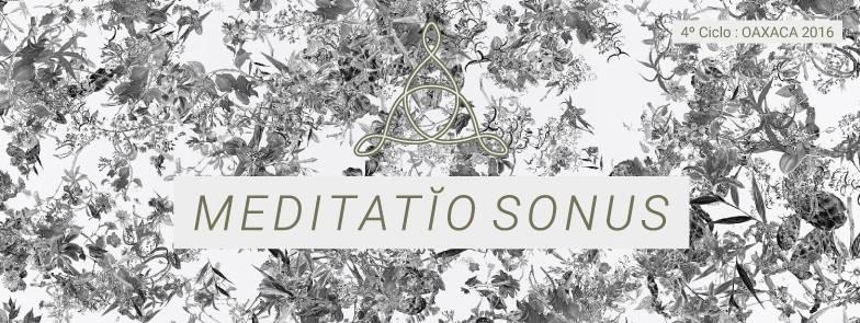 MEDITATIO SONUS2