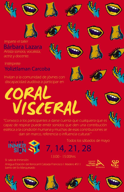 coral visceral