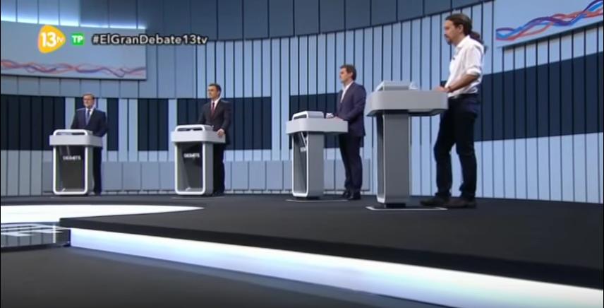 Debate España