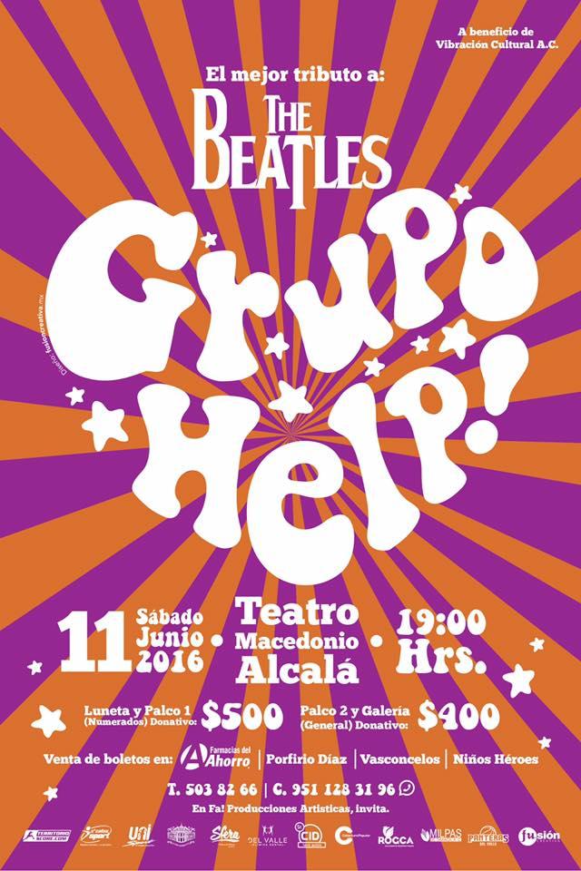 TRIBUTO The Beatles Help