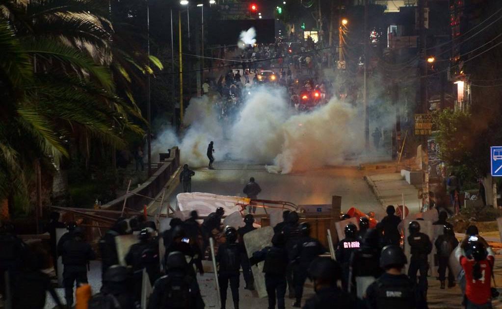 el universal barricadas oaxaca 11 de junio