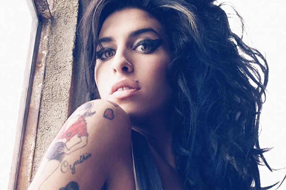 Amy Winehouse por @Karen Blue