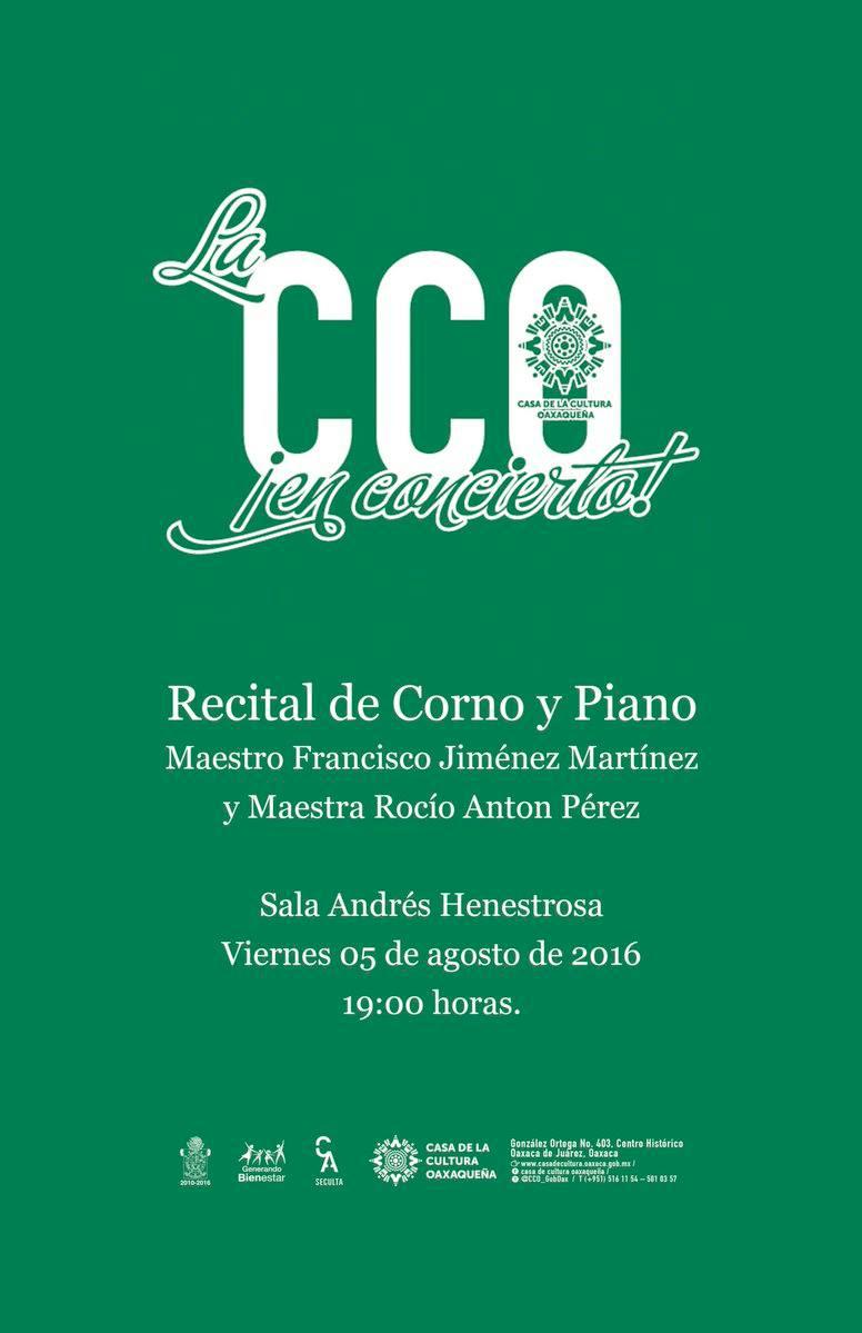 ccp concierto