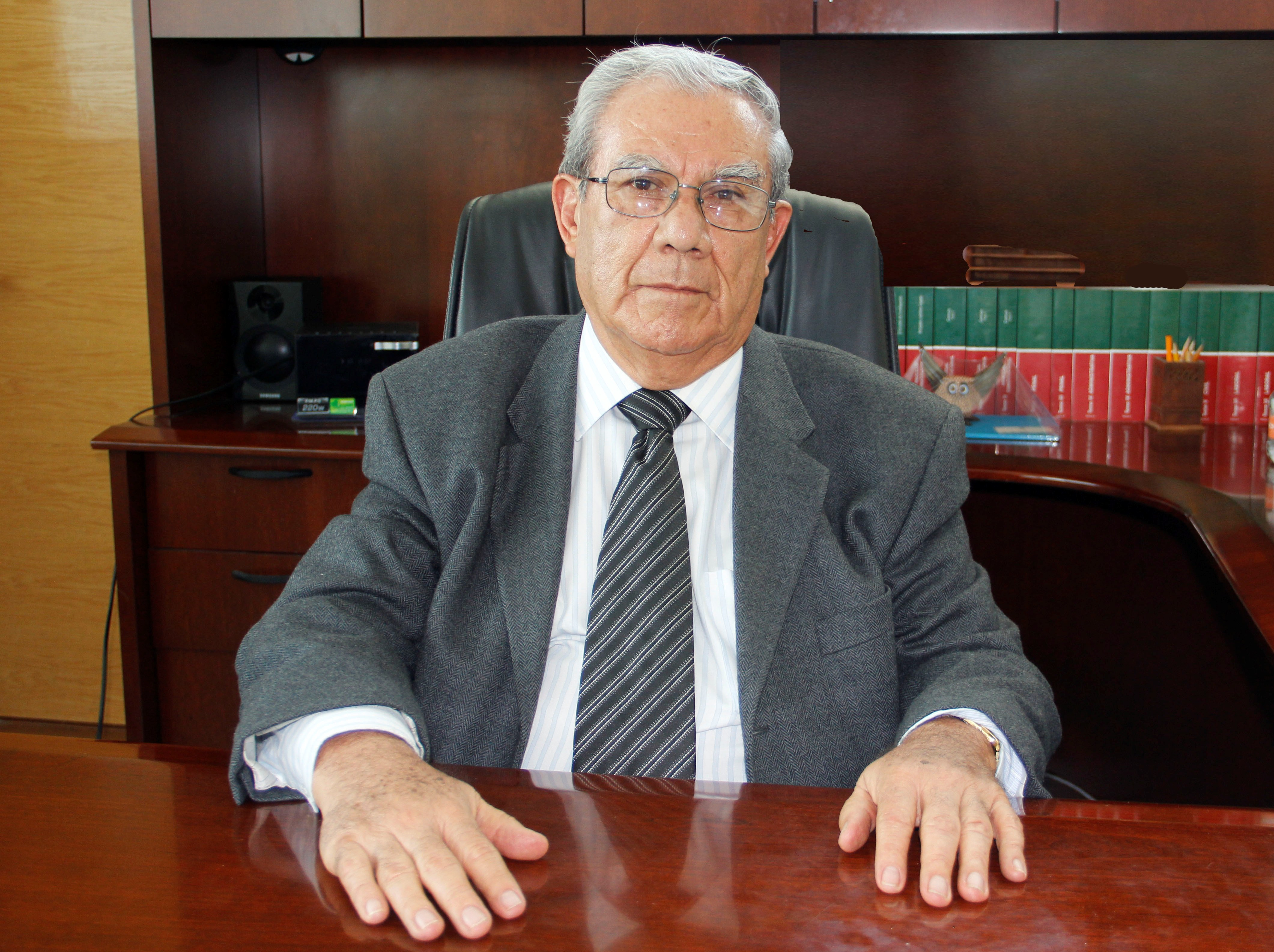 Magistrado Fernando Enrique Méndez Ortega