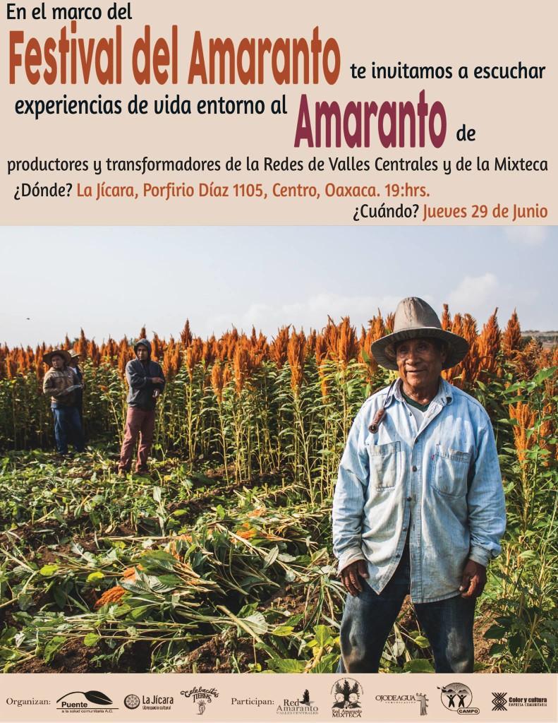 Festival del amaranto