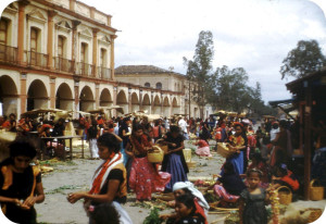 Juchitan market cc Janice Waltzer