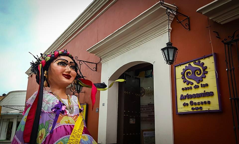 Casa de las Artesanías de Oaxaca