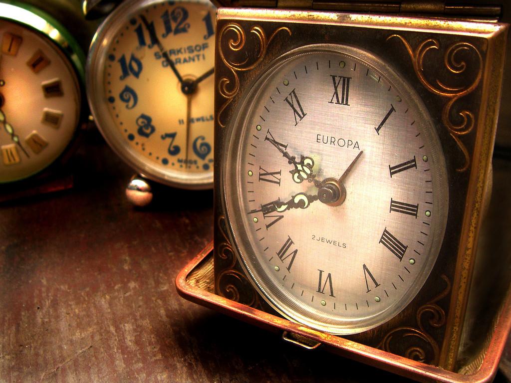 tiempo, horas pasar