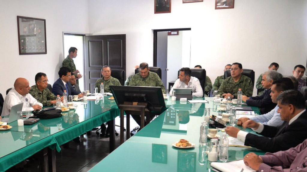 grupo de coordinación oaxaca @alejandromurat