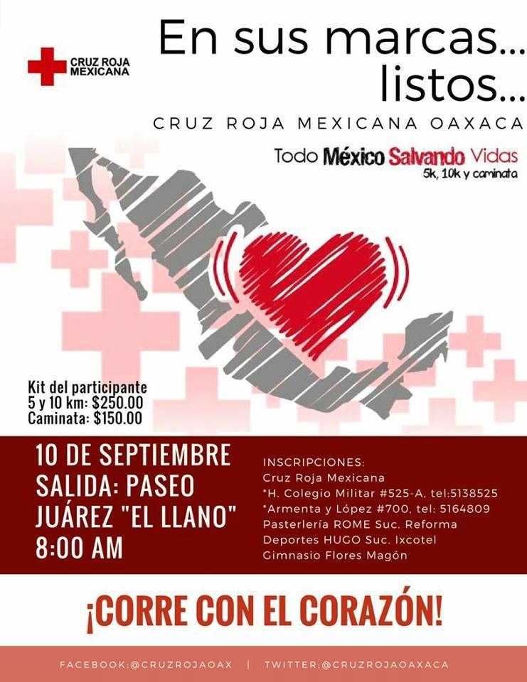 Cruz Roja Oaxaca