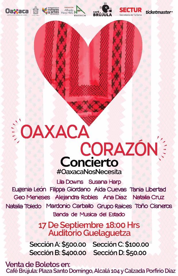 Oaxaca Corazón