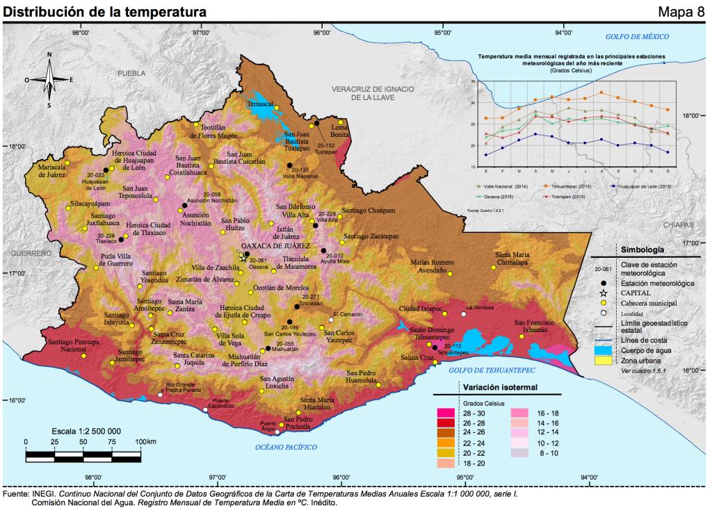 TEMPERATURA GRADOS MAPA 8