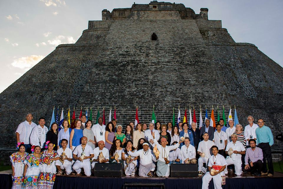@Festival internacional de la cultura maya Ficmaya octubre 2017