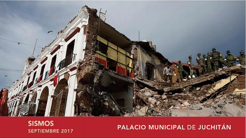 Palacio Municipal Juchitán