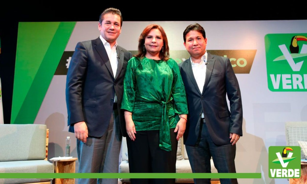 Imagen: @partidoverdemex