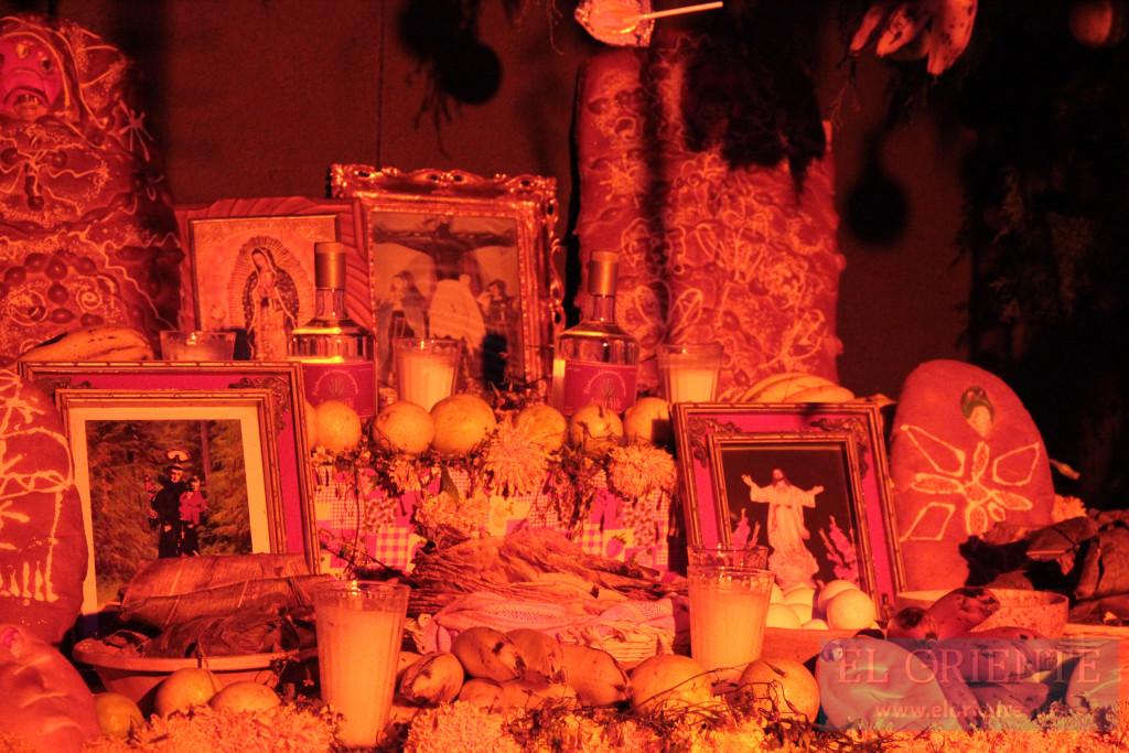 Altar Sierra Norte 2