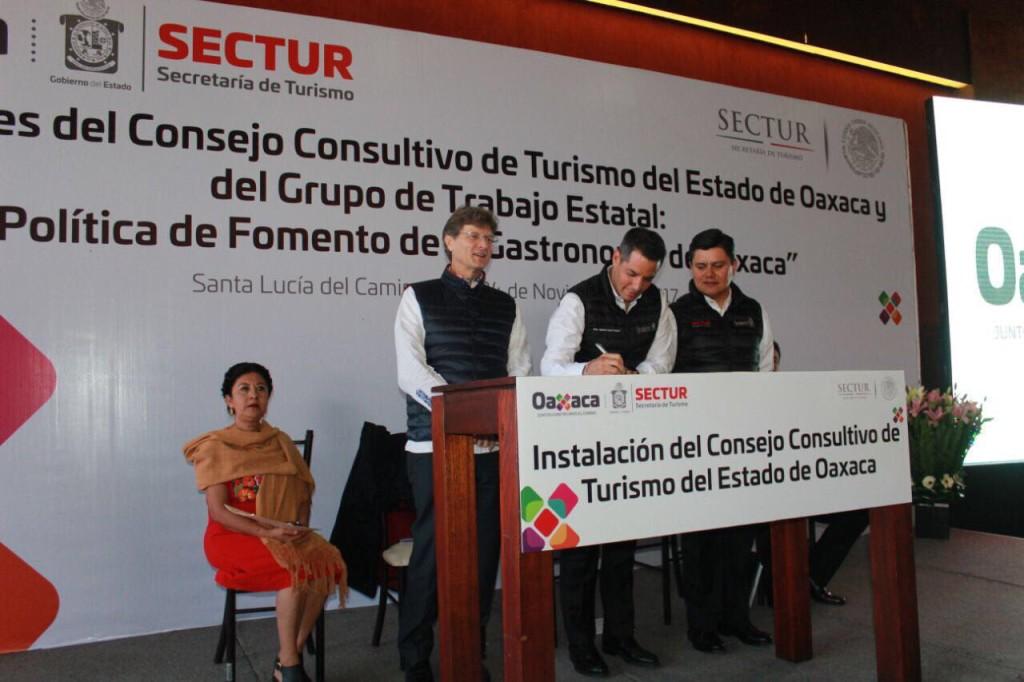 Instalación del Consejo Consultivo de Turismo