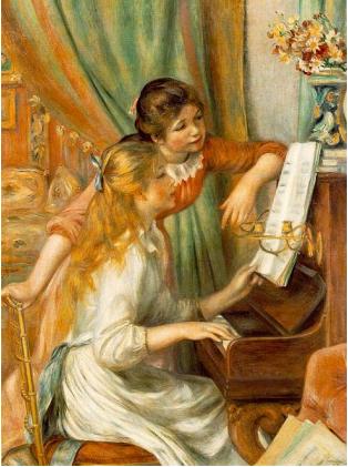 Renoir Vania Rizo Somos la música que hace vibrar el cosmos
